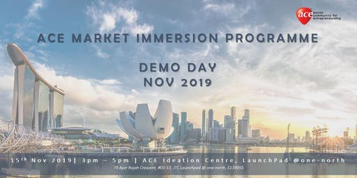 ACE Demo Day 2019