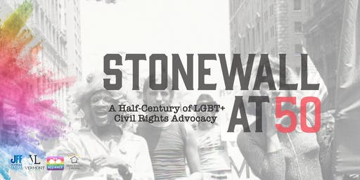 Stonewall at 50: A Half-Century of LGBT+ Civil Rights Advocacy