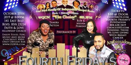 Fourth Friday's (Choice 105.3 FM Concert & Funding) (Music With A Message!)