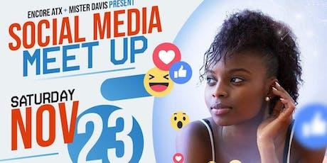 Social Media Meet Up | 11.23 tickets