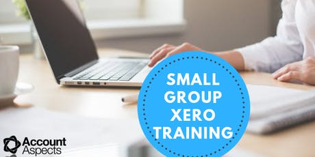 Xero Small Group Training Workshop tickets