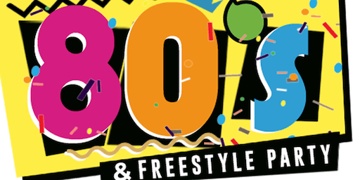 80' AND FREESTYLE PARTY