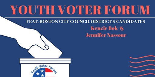 Youth Voter Forum feat. Boston City Council District 8 Candidates