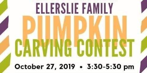 Ellerslie Family Pumpkin Carving Contest