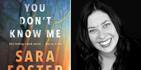 Sara Foster in conversation  tickets