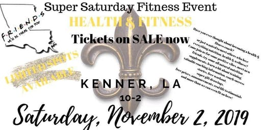 Louisiana Super Saturday - November 2nd