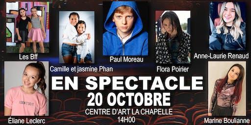 Spectacle École de Musique , Studio ChordFx