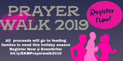 """Effectual Kingdom Ministry """" The Annual Get Fit and Give Back Prayer Walk"""""""