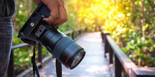 Photography Class: Using the Manual Settings on Your DSLR Camera or iPhone to Shoot in Natural Light