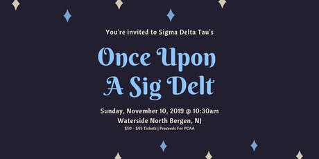 Once Upon a Sig Delt tickets