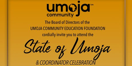 Umoja XV Conference VIP & Welcome Reception tickets