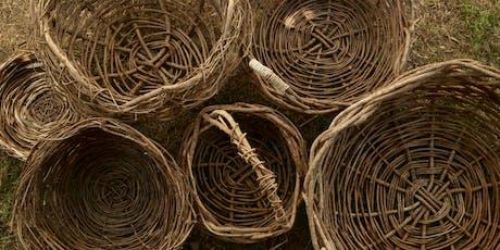 Vine Weaving Basketry tickets