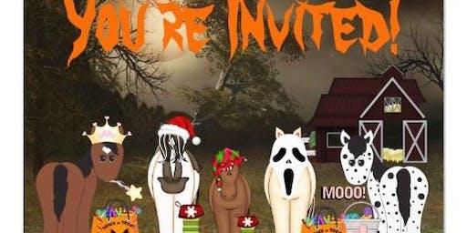 Happiness Horsey Halloween Party
