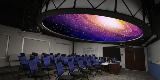 Planetarium Show: Harry Potter astronomy (7:00)