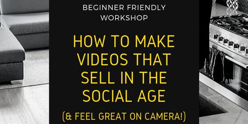 Agent Video Marketing Workshop for Beginners