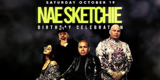 Saturday Night at Cavali NYC with Fat Joe, Angelica Vila, Special Birthday Bash for Nae Sketchie!
