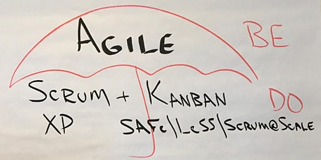 Agile and Scrum Overview (Live Online Course) tickets