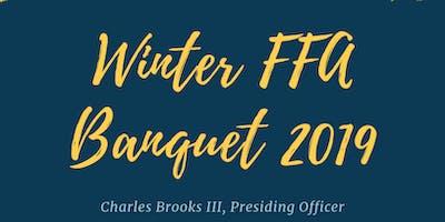 Heritage FFA Awards Banquet (Winter)
