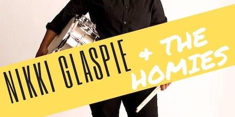 Nikki Glaspie & The Homies, Jammin Jellies, Mission to Midnight tickets