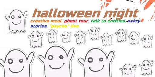 Halloween Nite- What can entities contribute to you?