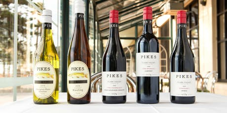 Spring Wine Dinner with Pikes Wines tickets