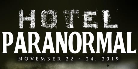 SHOCKFEST VEGAS at the HOTEL PARANORMAL tickets