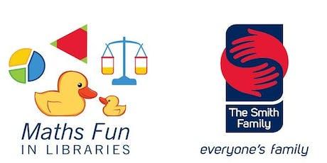 Maths Fun in Libraries tickets