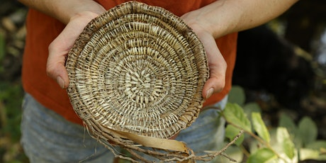 Coil Weaving: Baskets from the Garden tickets