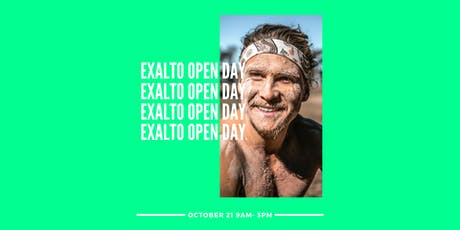 Exalto Open Day tickets
