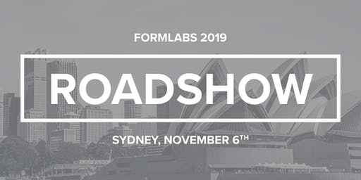 Formlabs Sydney Roadshow 2019