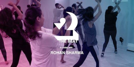 BHANGRA WORKSHOP | 2THEBEAT FT. ROHAN SHARMA