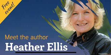 Heather Ellis - Meet the Author at Hobart Library tickets