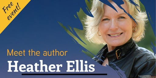 Heather Ellis - Meet the Author at Hobart Library