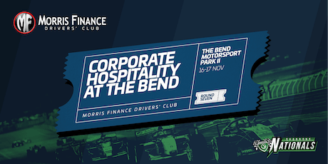 Morris Finance Drivers' Club: Shannons Nationals at The Bend tickets