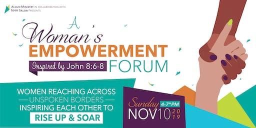 A Woman's Empowerment Forum