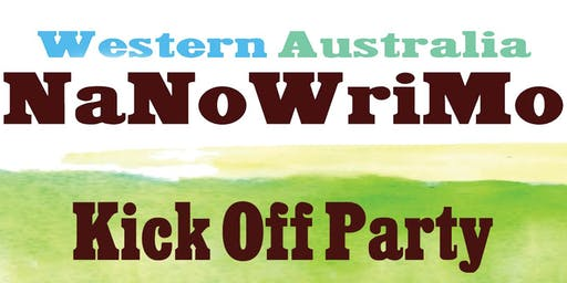NaNoWriMo Kick Off Party! (Western Australia)
