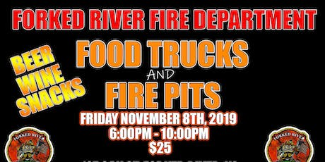 Forked River Fire Department Food Trucks & Fire Pits tickets