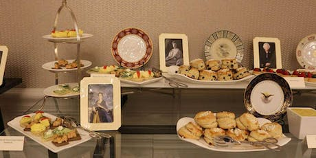 Annual Holiday Tea (and Hat Contest) at the Ritz Carlton with the EWG! tickets