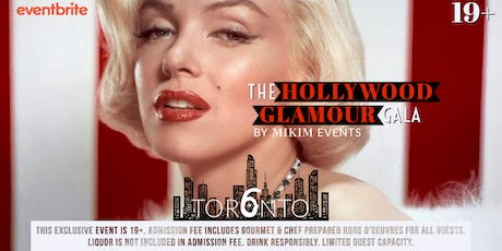 The Hollywood Glamour Gala tickets