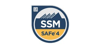 Scaled Agile (SAFe) Scrum Master 4.6 with SSM certification