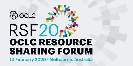 OCLC Resource Sharing Forum 2020 - Melbourne, Australia tickets