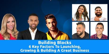 Success Talks w/ KSmith & VIP Panel: Building Blocks  tickets