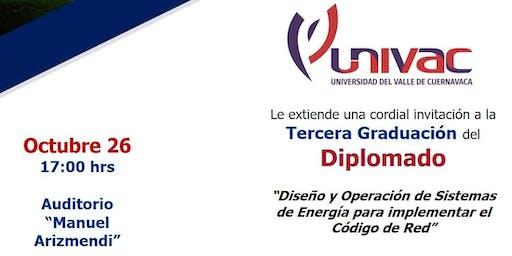 3ra Graduación del Diplomado para Código de Red en México - UNIVAC