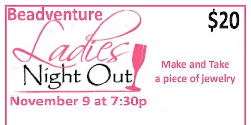 BeadVenture Ladies Night Out!