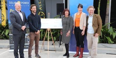Allambi Care Solar Project Celebration