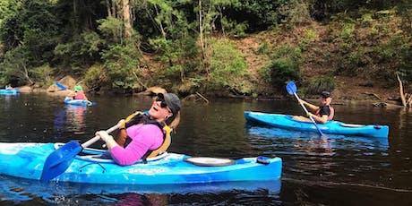 Women's Easy Rapids Kayaking // Sunday 2nd February  tickets