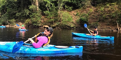 Women's Easy Rapids Kayaking // Sunday 2nd February