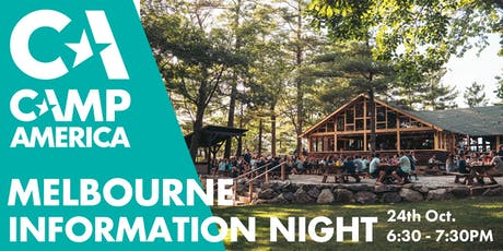 Melbourne - Camp America Info Session tickets