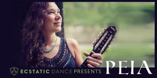 Ecstatic Dance Presents: Peia