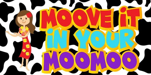 "Moooove it in your ""Moo-moo""!!!"